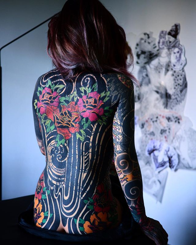 Caroline Karenine Tattoo