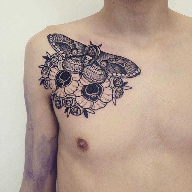Merci Alexis ! Done at @purple_sun_brussels #carolinekarenine #bruxelles #purplesunbrussels #tattoo