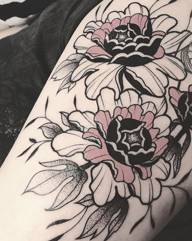 Merci cecile !  Détails tattoo  #carolinekarenine #tattoo #paris