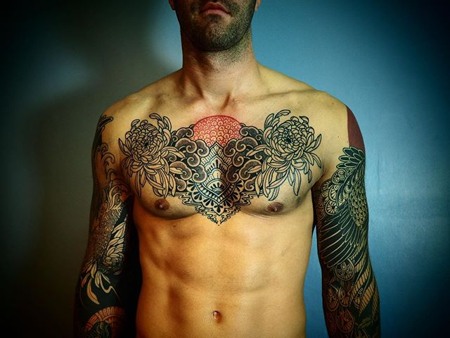Another view.  Thx again Arnaud !  Done at @doloresparisx